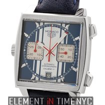 TAG Heuer Monaco Steve McQueen Calibre 11 Auto Chronograph...