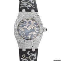 Audemars Piguet 67607BC.ZZ.D001SU.01 Royal Oak Lady Oak Leaves...