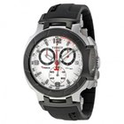 Tissot Men's T0484172703700 T-Race Quartz White Chronograph