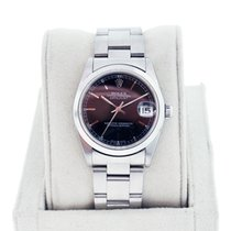 Rolex Datejust 78240 Midsize Stainless Steel Watch