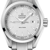Omega Seamaster Aqua Terra Women's Watch 231.10.30.60.02.001