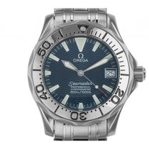 Omega Seamaster Professional Stahl Automatik Armband Stahl...