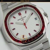 Patek Philippe Nautilus 5711/112P-010 Platinum Ruby