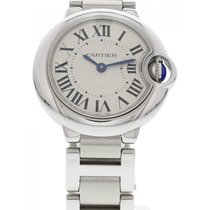 Cartier Ladies Cartier Ballon Bleu 3009 Stainless Steel