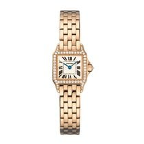 Cartier Santos Demoiselle  Ladies Watch Ref WF9011Z8