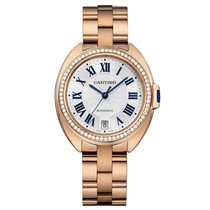 Cartier Cle Automatic Mid-Size Watch Ref WJCL0006