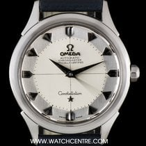 Omega S/Steel Silver Dial Constellation Vintage Automatic  Gents