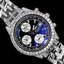 Breitling Diamond Breitling Chronometre Chronograph A13352...
