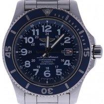 Breitling Superocean Ii 44 Swiss-automatic Mens Watch A17392d8...
