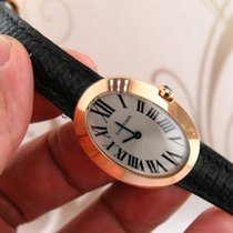 Cartier Baignoire ref W8000007 18k Rose Gold Ladies watch,...