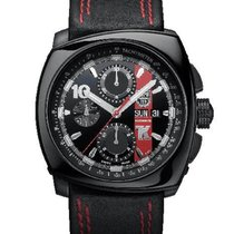 Luminox Mens Tony Kanaan Automatic - Black Steel - 100m -...