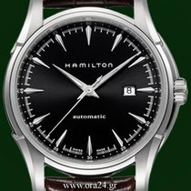 Hamilton Jazzmaster Viewmatic 44mm Automatic Date Open Back...