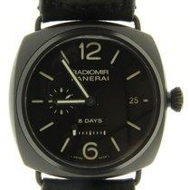 Panerai Radiomir 8 Days Ceramica PAM 384 - Men's wristwatc...