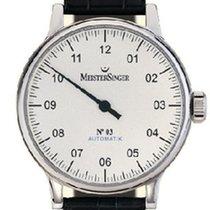 Meistersinger 03 - 43 MM -  100 % NEW - FREE SHIPPING