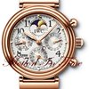IWC DA VINCI PERPETUAL CALENDAR CHRONOGRAPH ROSE GOLD R...