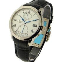 Glashütte Original 58-01-01-04-04 Senator Chronometer - White...