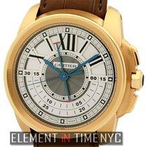 Cartier Calibre Collection Calibre Chronograph 18k Rose Gold...