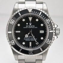 Rolex Sea-Dweller / Date / Stainless Steel / 16600
