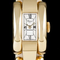 Chopard 18k Yellow Gold La Strada Ladies Watch 41/7396-0001