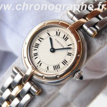 Cartier Panthere ronde Dame quartz date OR