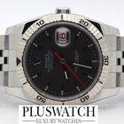 Rolex TOURN-O-GRAPH DATEJUST BLACK 116264 Ser . D 2008 ...