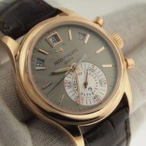 Patek Philippe 18k Rose Gold 5960R Annual Calendar Chronograph
