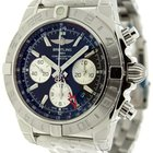 Breitling Chronomat 44 GMT Chronograph Watch AB042011/BB56