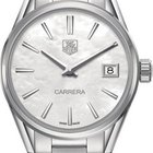 TAG Heuer Carrera Quartz Date Ladies watch WAR1311.BA0778