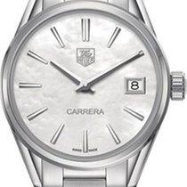 TAG Heuer Carrera Quartz Date Ladies watch WAR1311.BA0778