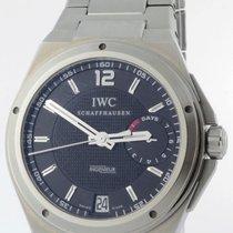 IWC Big Ingenieur Steel Power Reserve Mens Automatic Watch...