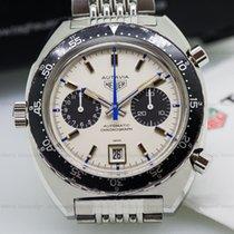 "Heuer 1163T Vintage Autavia ""Jo Siffert"" Calibre 12 SS..."