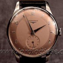 Longines Large 38.2mm Ref. 5581 Vintage 1958 Steel Watch Cal....