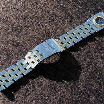 Breitling Chronomat 20mm Band Mit Utc Modul Blaues Zb Blue...