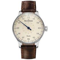 Meistersinger Uhren Herrenuhr Einzeigeruhr Circularis CC103