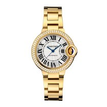 Cartier Ballon Bleu Automatic Ladies Watch Ref WJBB0002