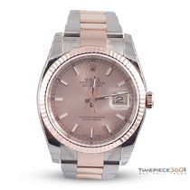 Rolex Datejust 36 Steel & Rose Gold