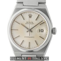 Rolex Datejust Oysterquartz Stainless Steel Silver Dial 36mm...