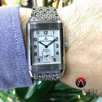 Jaeger-LeCoultre Reverso Grande Taille 270.8.62 Polished Steel...
