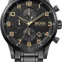 Hugo Boss AEROLINER BLACK&GOLD COLLECTION 1513275 Herrench...