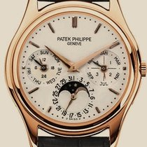 Patek Philippe Complicated Watches Perpetual Calendar Moonphase
