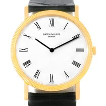 Patek Philippe Calatrava 18k Yellow Gold Watch 3520