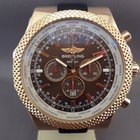 Breitling Bentley GMT Chrono 18k Pink Gold limited 100 pcs