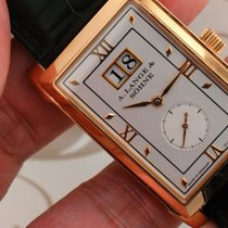 A. Lange & Söhne Cabaret 18K Rose Gold Mens Watch with Box...