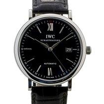 IWC Portofino Automatic In Acciaio Ref. Iw356502