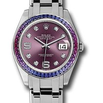 Rolex Pearlmaster, Ref. 86349 SAFUBL
