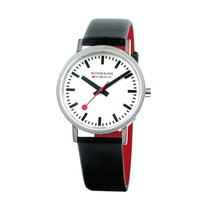 Mondaine UNISEX Quartz 36mm Classic Watch A660.30314.11SBB