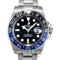 勞力士 (Rolex) GMT-Master II Blue Black/Steel Ø40mm - 116710 BLNR