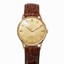 Zenith Vintage Wristwatch 18K Gold, Switzerland, 1960-1970