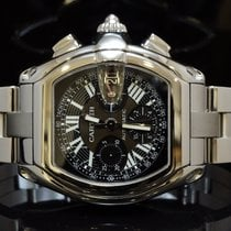Cartier 2003 Roadster Chronograph, MINT, Box & Papers,...