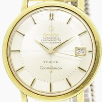 Omega Constellation Turler Cal.561 18k Gold Automatic Watch...